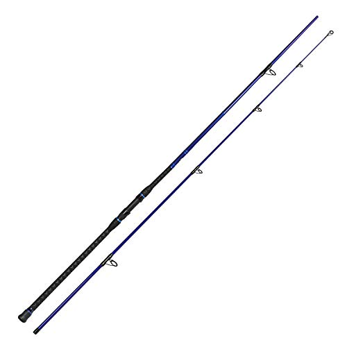 Fiblink Surf Spinning Fishing Rod Carbon Fiber Travel Fishing Rod(11-Feet & 12-Feet & 13-Feet & 15-Feet) (11 Feet - 2 Piece)
