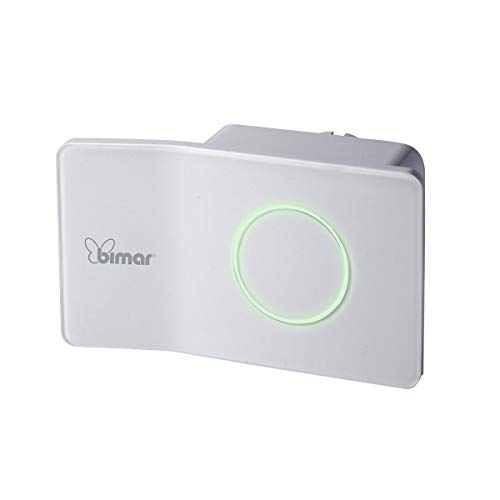Bimar AP11 Dispositivo per controllo condizionatore wifi, controllo remoto climatizzatore da Smartphone tramite APP Compatibile con iOS e Android, Termostato intelligente, home smart