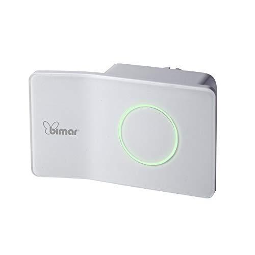 Bimar WIFI airconditioning voor AP11 airconditioning; intelligente WLAN-thermostaat voor de weergave van smartphone, smart apparaat compatibel met iOS en Android