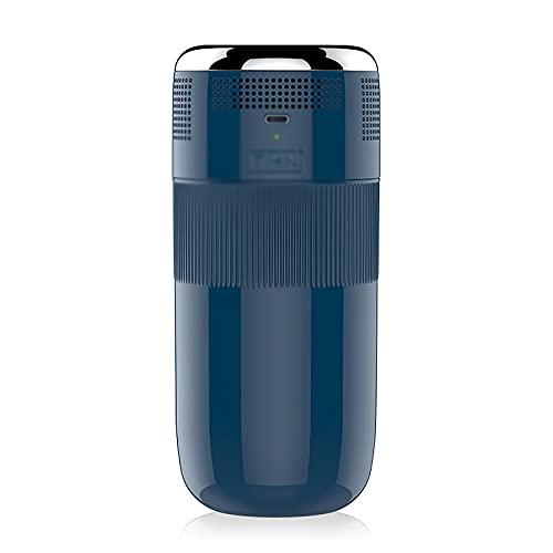 BaoYPP Enfriador de Botellas Electrónico Copa De Refrigeración Rápida Creativa Compact Portable Outdoor Office Refrigeración USB Aislamiento De Automóviles Copa Fácil de Cargar