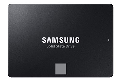 SAMSUNG 870 EVO 500GB 2.5 Inch SATA III Internal SSD (MZ-77E500B/AM)