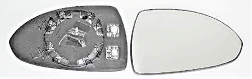 Spiegel Spiegelglas rechts beheizbar Pro!Carpentis kompatibel mit Corsa D ab Baujahr 07/2006-12/2014 nicht für OPC für elektrische und manuelle Aussenspiegel geeignet