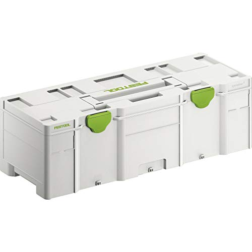 FESTOOL 204850 Systainer T-LOC SYS-3 XXL, Farbe