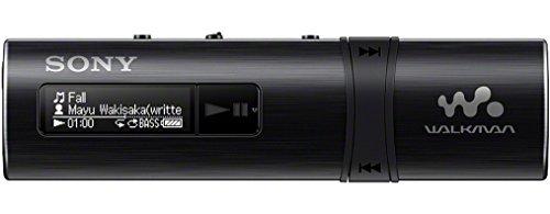 Sony NWZ-B183F Walkman (4GB Speicher, FM-Tuner, USB) schwarz