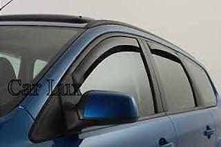 Car Lux 4 déflecteurs pour Mercedes ML W166 à partir de 2011 Auto et Moto