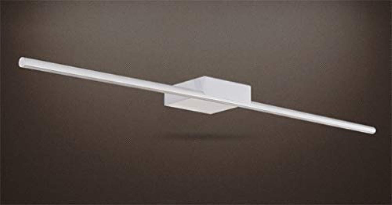 PQPQPQ Wandleuchte LED-Spiegel vorne Licht Anti-Fog Wasserdicht Badezimmer Make-up-Spiegel Schlafzimmer Wand Lampe Beleuchtung praktische und langlebige Lampen (Farbe  -40 cm 10 w)