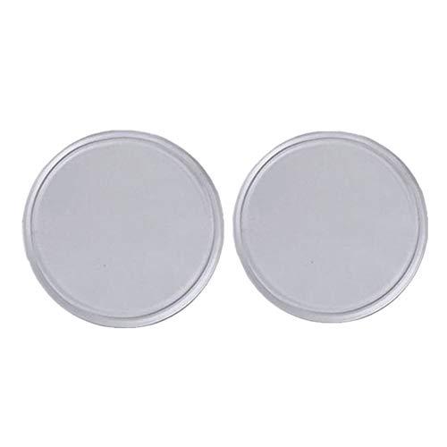 Alfombrilla Coche Alfombra Coche Antideslizante Antideslizante Mat Transparent,One Size
