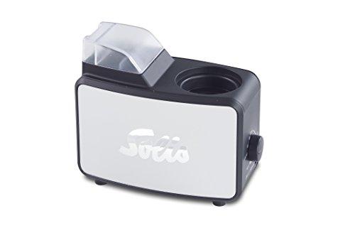 SOLIS Reise-Luftbefeuchter, Ultraschall-Verneblung, Stufenlos Regulierbar, 0,5 l, Ultrasonic To Go Executive (Typ 7212)
