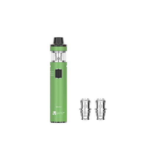 VAPTIO Official E Cigarette 50W Solo2 Vape Kit Box mod Vape kit No E Liquid No Nicotine (Camaleón)