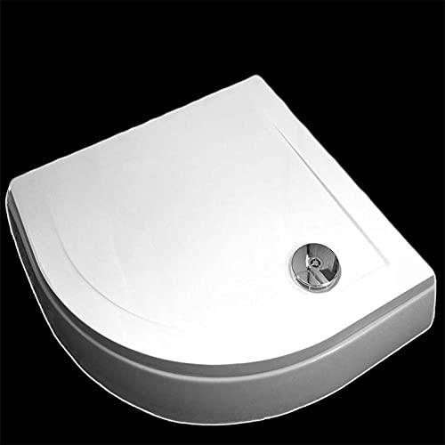 Acezanble New Quadrant Tray Riser Kit Plinth Big Feet for Shower Enclosure Shower Door 900x900mm