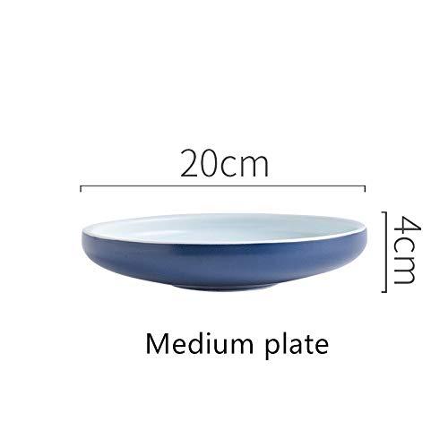 Generieke praktische keukengerei, keramische platen 8 inch European pan