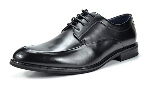 Bruno Marc Men's Dress Shoes Formal Oxfords Prime-1 Black 11 M US