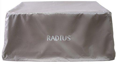 Radius Abdeckhaube für Uni Flame - 544 c