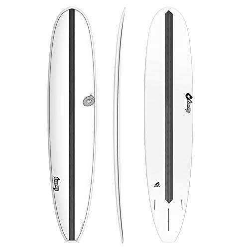 TORQ Surfboard Epoxy TET CS 9.6 Longboard Carbon Malibu