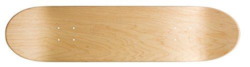 Ridge Skateboards Ridge Concave Deck-Natural Design 32x 8 Skateboard, 328 Inch