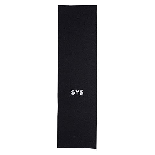 SYS Skateboard Griptape Black