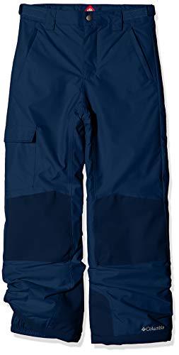 Columbia Enfant Pantalon de Ski Imperméable, Bugaboo II Pant, Nylon, Bleu (Collegiate Navy), Taille XL, 1806712