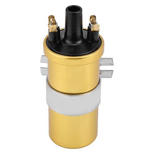 Bobina de encendido de 12 v, bobina de encendido sin balasto Estándar de alto rendimiento para bobina de encendido deportivo de 12 v DLB105