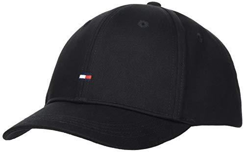 Tommy Hilfiger Baby-Jungen Bb Cap Hut, Black, S