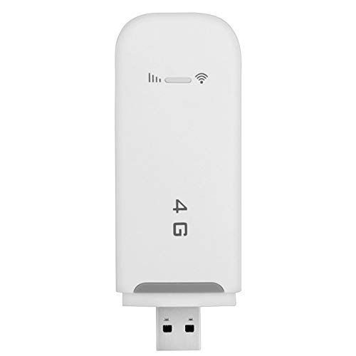 Demeras Global WiFi Hotspot 150Mbps LTE 4G Router USB Tarjeta de Red inalámbrica con Manual de Usuario