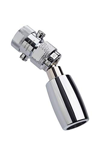 High Sierra's All Metal 1.5 GPM High Efficiency Low Flow Showerhead with Trickle Valve. Available in: CHROME, Brushed Nickel, Oil Rubbed Bronze or Polished Brass