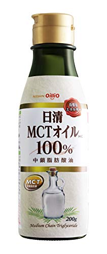 日清オイリオ MCTオイルHC 200g