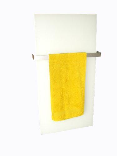 Handtuchhalter  heatness Infrarotheizung Glas rahmenlos Bild 2*