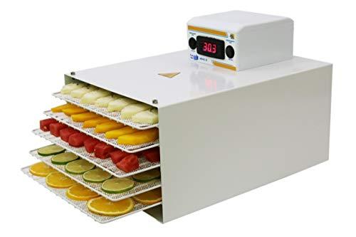 Desidratador de alimentos residencial Pratic Dryer 127 Volts Digital M042-D