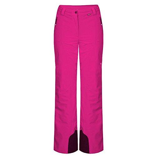 Icepeak Skihose Noelia Schneehose Damenhose Pink, Größe:38