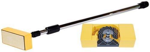 Vacuum Powered Dustless Turbo Drywall Sander