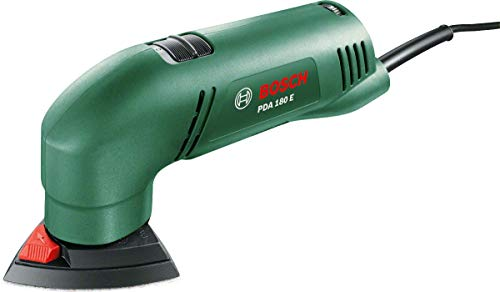 Bosch Home and Garden 0.603.339.763 Set de lijadora, 240 V, 180 W y maletín