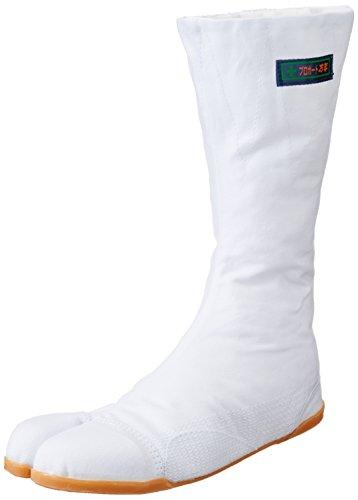 [マルゴ] 地下足袋 10039 メンズ 白 JP 25.0(25cm)