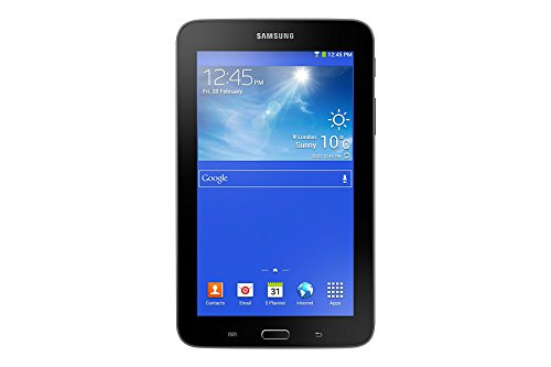 Samsung Galaxy Tab 3 Lite Wi-Fi T113 Android 8 GB schwarz – Tablets (Mini-Tablet, IEEE 802.11 N, Android, Tablet, Android, Schwarz)