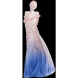 Crystal L'Hiver En SOI Blue & Pink 05354