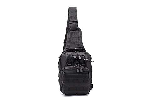 Tactical Backpack Outdoor Shoulder Bag Satchel Sling Chest Packs Daypacks