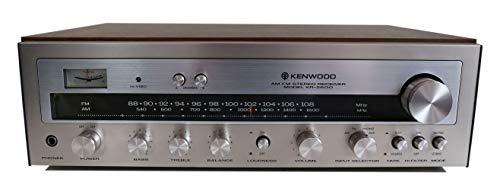 Kenwood KR-2600 Stereo Receiver - Vintage Klassiker