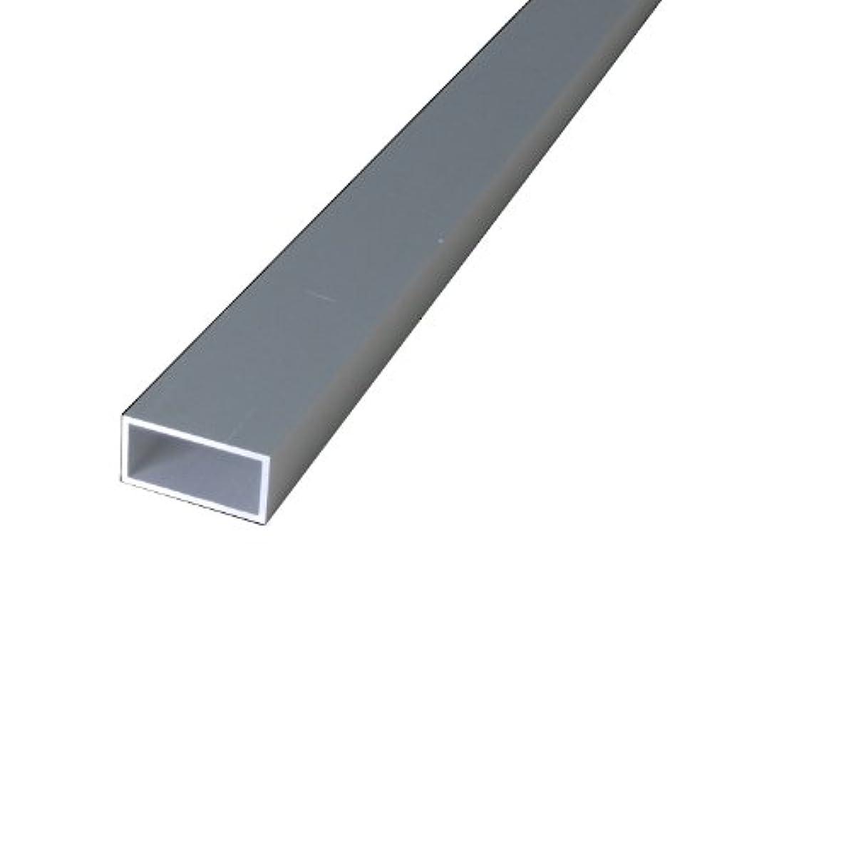原子カポック健康的安田 アルミ角パイプ TN-405 1.5×15×20×1000 4本セット