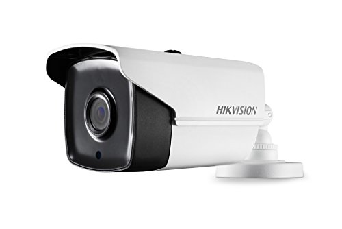 Hikvision 5 MP Turbo HD HD-TVI Exir Bullet Kamera mit 2,8 mm festem Objektiv, IR 40 M, IP67 DS-2CE16H1T-IT3 (2,8 mm)