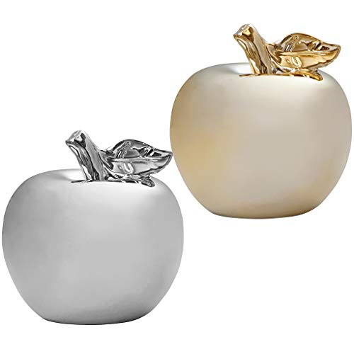 SM SunniMix 2 STK. Apfel handgefertigter Deko-Apfel, Dekoartikel für Drinnen und Draußen, Wohnideen, Deko-Artikel für Gastronomie & Hotellerie