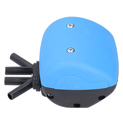Milk Pulsator, Durable 4 Outlets Farming Equipment, Plastic for Cows Sheep Cattle Goats