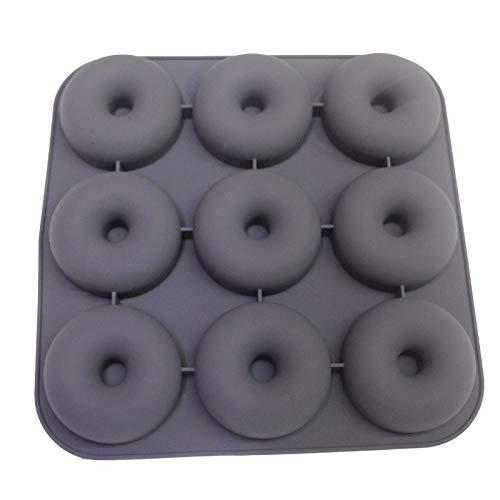 Donut Pan siliconen cakevorm Baking Tool Chocolade Dessert Fondant schimmel Bagels/Muffins