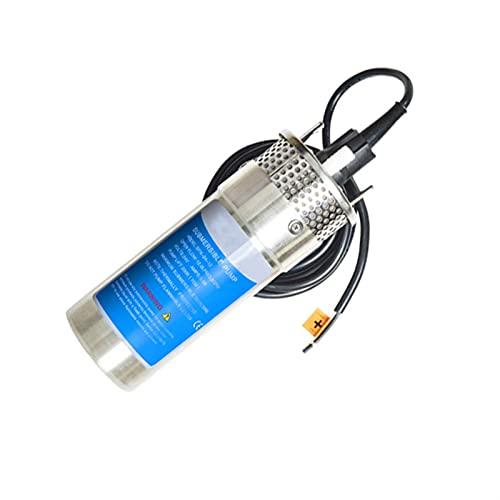 Bomba de achique sumergible automática para barcos Levantamiento de flujo grande 12V / 24V = 70m Mini Mini Mini Bomba de agua Solar Energía Solar Jardín al aire libre Bien profundo Lavado de a