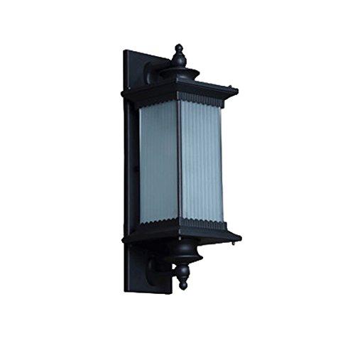 Buitenverlichting, buitenwandlamp, waterdichte buitenverlichting, tuinverlichting