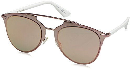Dior DIORREFLECTED 0J M2Q Gafas de sol, Rosa (Pink White/Grey Rose Gd Grey Speckled), 52 para Mujer