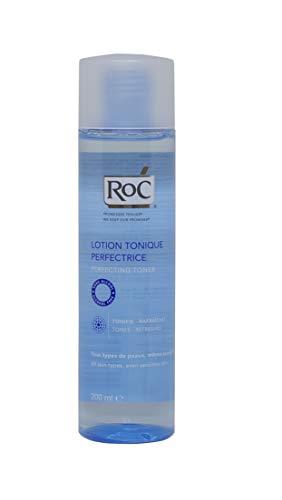 ROC Tónico Perfeccionador, adecuado para desmaquillar, destapar los poros, a la vez que tonificar y refrescar la piel delicadamente - 200 ml