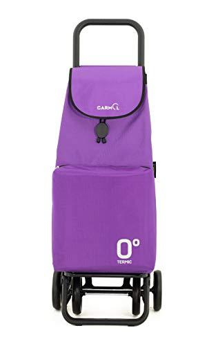 Garmol Einkaufstrolley 66L violett