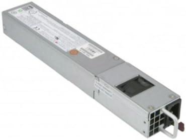 Supermicro Power Supply 1U 700/750W Single Output Platinum 54.5mm Retail PWS-706P-1R