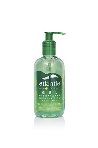 Atlantia vochtinbrengende gel aloë vera, 250 ml