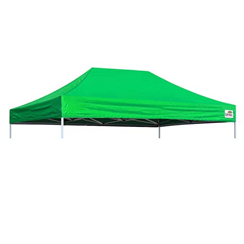 Eurmax Pop Up Canopy Top Gazebo Tent Cover Replacement Top Only (Kelly Green)