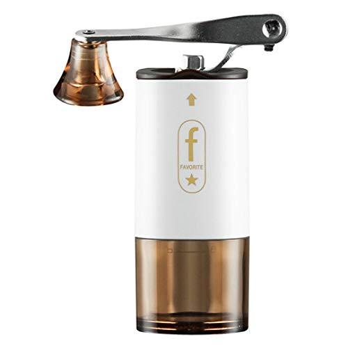 SUNHAO Koffiemachine Bonen Grinder Koffiebonen Grinder Hand Grinder Mini Draagbaar Kantoor Thuis Handmatige Grinder